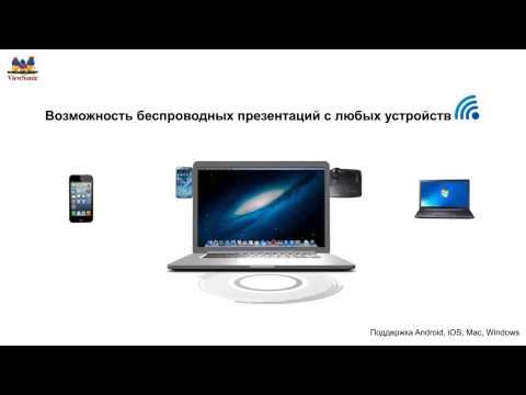 ViewSonic Проектор PJD7533w