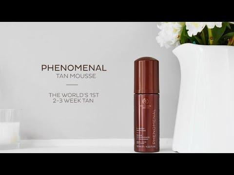 Vita Liberata Vita Liberata Phenomenal 2-3 Week Tan Mousse Dark 125 ml.