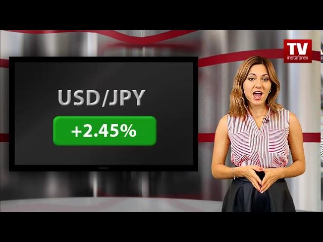 InstaForex tv calendar. Market dynamics: currencies and commodities (18.09.2017)