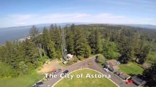 The Astoria Column - Must Do Historical Family Fun Activity in Astoria