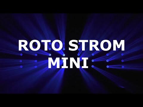 ROTO STROM MINI MOVING HEAD LED