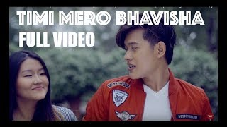 Timi Mero Bhavisha   Official Music Video   Sonam Topden feat. Meha Rai   Nepali Song 2017