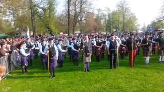 preview picture of video 'Highland Gathering Peine 2013'
