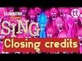 Sing (2016) End credits - Faith ft. Ariana Grande