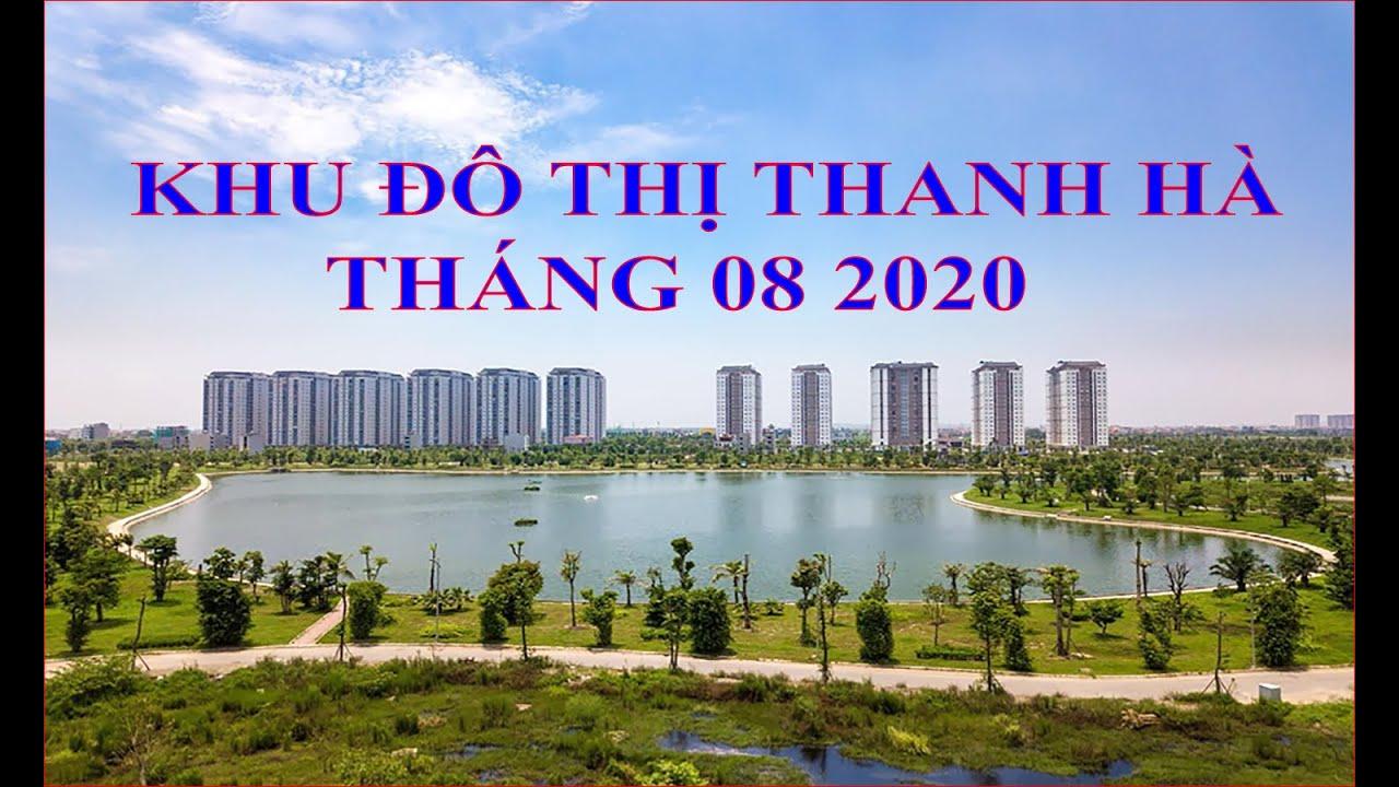 Khu Đô Thị Thanh Hà Tháng 08 2020 Tư Vấn Đất Tha...