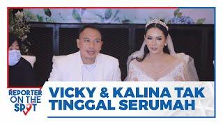 Kalina Ocktaranny Pilih Tinggal Bersama Ibu Kandungnya, Begini Kata Vicky Prasetyo