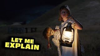 The Conjuring Timeline Explained | ft Annabelle & The Nun