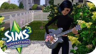 The Sims 3 | Generations | S3 | Part 35 | MAKING A BAND + 3 YR ANNIVERSARY!