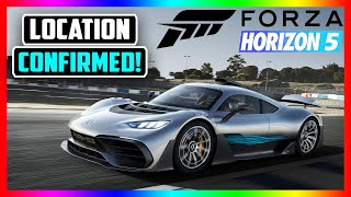 Forza Horizon 5 - LOCATION REVEALED! New Cars, Features & Map (Japan!)