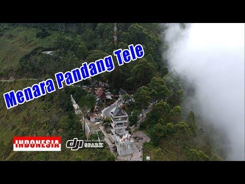 WISATA SUMUT - MENARA PANDANG TELE - DANAU TOBA - DJI OSMO M_2 & DJI SPARK