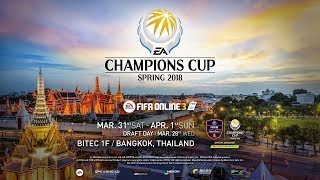 FIFA Online 3 : [ Day 2 ] EACC Spring 2018