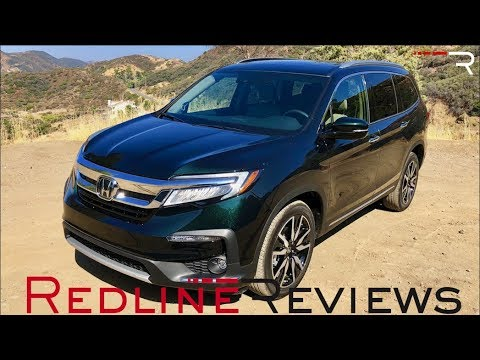 2019 Honda Pilot Elite –  Still The Perfect Family SUV?