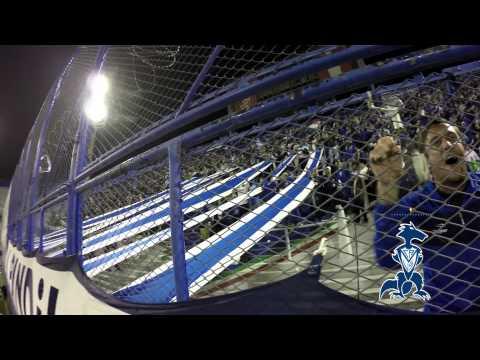 """Grito de Segundo Gol 4K | Vs Boca | Torneo 2015 | Fecha 14"" Barra: La Pandilla de Liniers • Club: Vélez Sarsfield • País: Argentina"