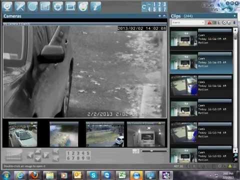 Blue Iris Pro v5 x (Latest) Video Camera Security Software