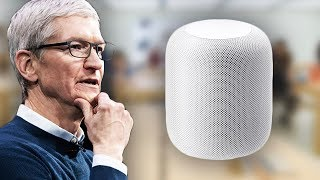 Why Apple's HomePod Is Failing