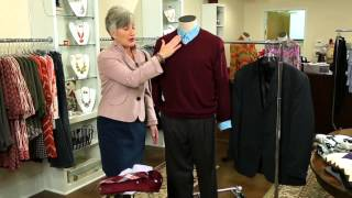 What Colors Go With Burgundy Dress Clothes for Men? : How to Dress