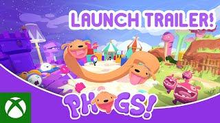 Xbox PHOGS Launch Trailer anuncio