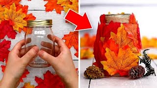 10 Fantastic Fall Themed Crafts To Make At Home