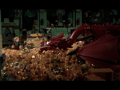 72 Seconds Is All It Takes To Tell The Hobbit With LEGO