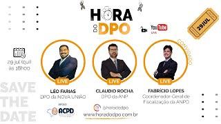 Fiscalização pela ANPD, com Fabrício Lopes (Ep. 11)