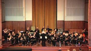 Albright College Symphonic Band Performs Fum, Fum, Fum