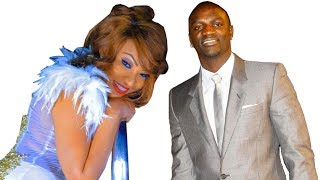 Akon feat Viviane CHIDID 'NEVER BREAK YOUR HEART'