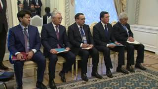 Назарбаев: Казахстан готов создать в Астане все условия для переговоров по Сирии