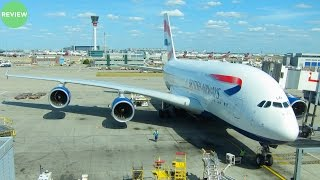 British Airways A380 Economy Class Review   London To Los Angeles Flight Experience!