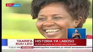 Historia yake Joyce Cherono Laboso 1960-2019