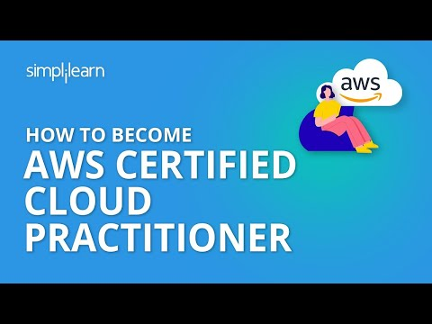How To Become AWS Certified Cloud Practitioner | AWS Cloud ...