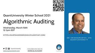 Pragmatic Algorithmic Auditing Lecture