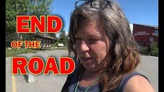 Alaska Road Trip: End of the Alaska Highway, Moose in Camp & the Pipeline