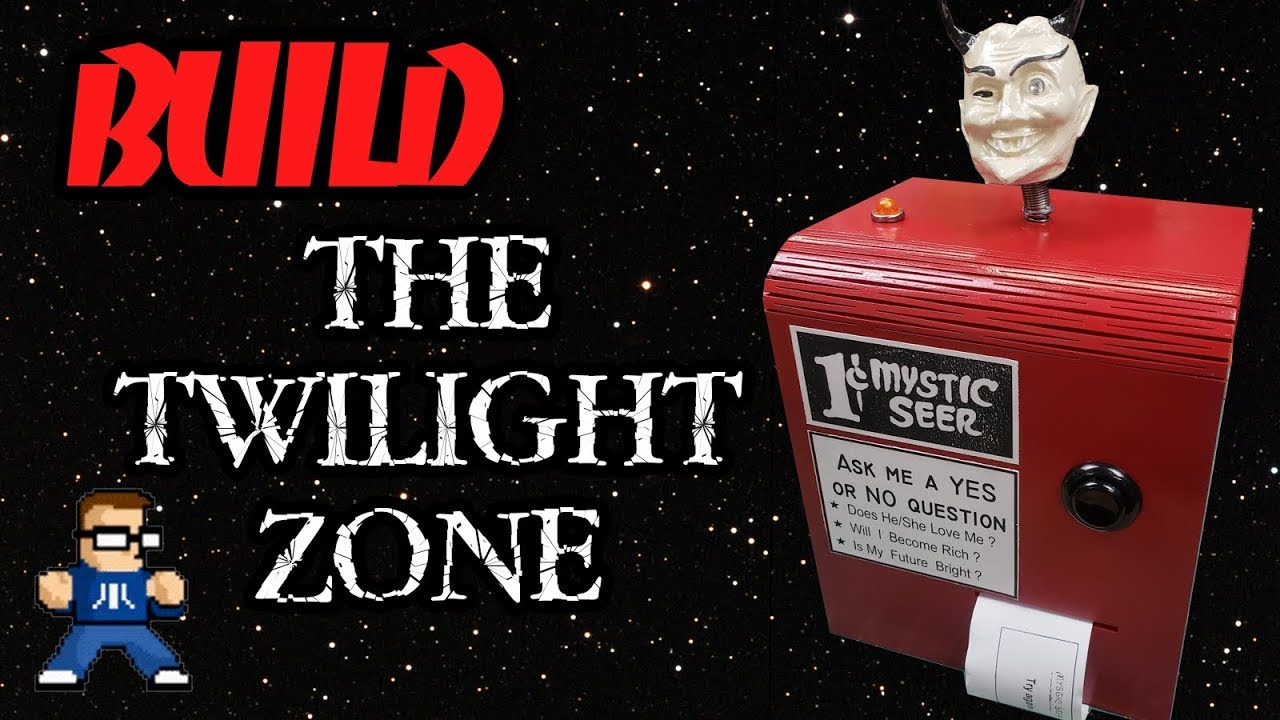 Build The Twilight Zone Mystic Seer Prop [TRAILER]