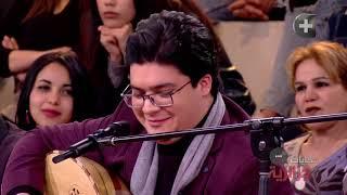 عدلان فرقاني يمتعنا بأغنية من التراث القسنطيني.🎙🎸