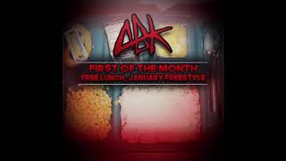 ABK- JANUARY 1st Free Lunch Freestyle