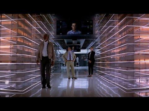 Transcendence (Featurette 'Guarding the Threat')