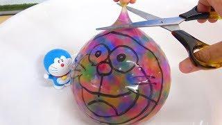 Orbeez Doraemon Balloon Bombドラえもん風船ぷよぷよボール爆弾