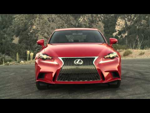 2016 Lexus IS200t Preview