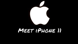First Look at the New Apple iPhone 11! advert/trailer (unoffical)