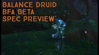 BFA Beta: Balance Druid - Most Popular Videos