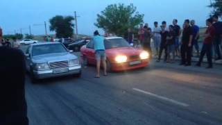 W124 E320 VS BMW E34 2.8