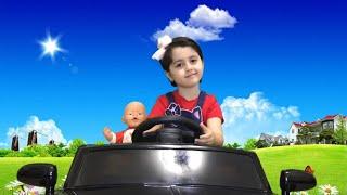 #бебиборн #асясбебибон#асяшоу Что с БЕБИ БОН ? АСЯ  как няня играет с БЕБИ БОН и катает на машинке .