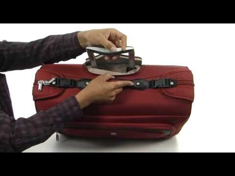 "Travelpro Travelpro Platinum Magna 22"" Carry-On Rolling Garment Bag  SKU:#8198504"