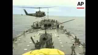 Spratly Islands - China/Philippines 'Incident' - 1995