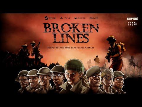 Broken Lines :: Broken Lines releases their teaser-trailer for the