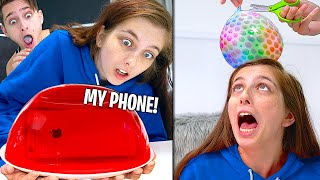 5 Pranks That Totally Flummoxed My Girlfriend