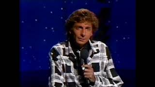 "Barry Manilow ""Paradise Cafe/When Love is Gone"""
