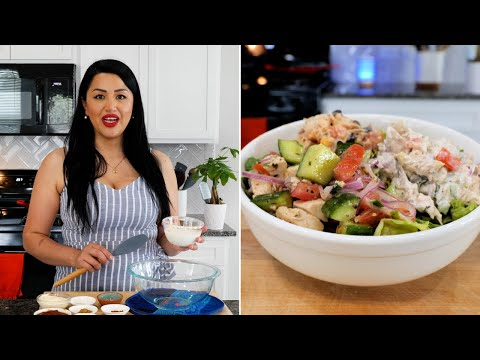 How to make Chicken Salad | 3 Easy Chicken Salad Recipes