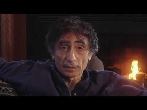Gabor Maté describes his own early childhood attachment trauma