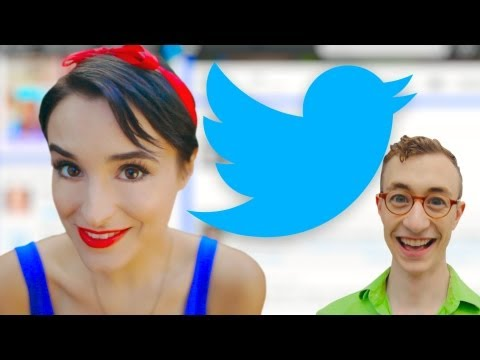 Tweet a little Tweet on Twitter: Twitter – The Musical